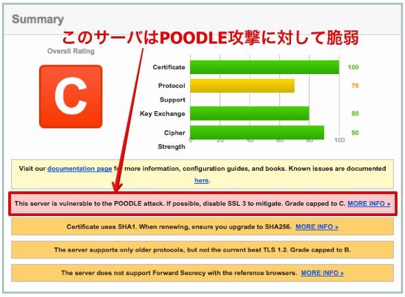 一般利用者ができることをやろう SSL3.0の脆弱性 凶悪な「POODLE」対策