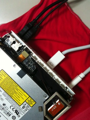 Mac mini Late 2009 メモリ増設18