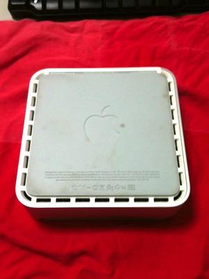 Mac mini Late 2009 メモリ増設2
