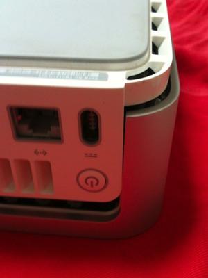 Mac mini Late 2009 メモリ増設4