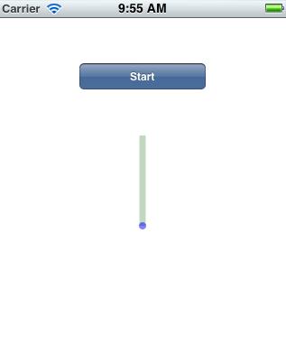 時計テスト画面