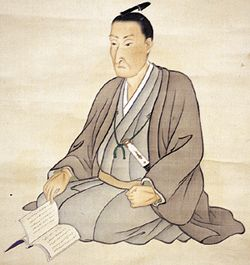 吉田松陰肖像画
