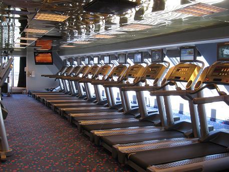 ship;s gym