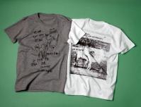 ナノ・ユニバースチャリティーTシャツ