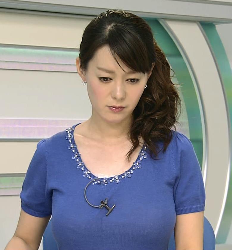 竹中知華 NHKって巨乳アナばっかりキャプ画像(エロ・アイコラ画像)