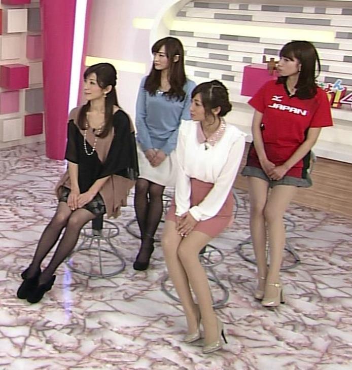 新井恵理那 ストッキングキャプ・エロ画像2