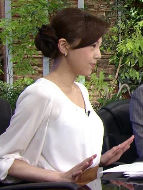森本智子 横乳