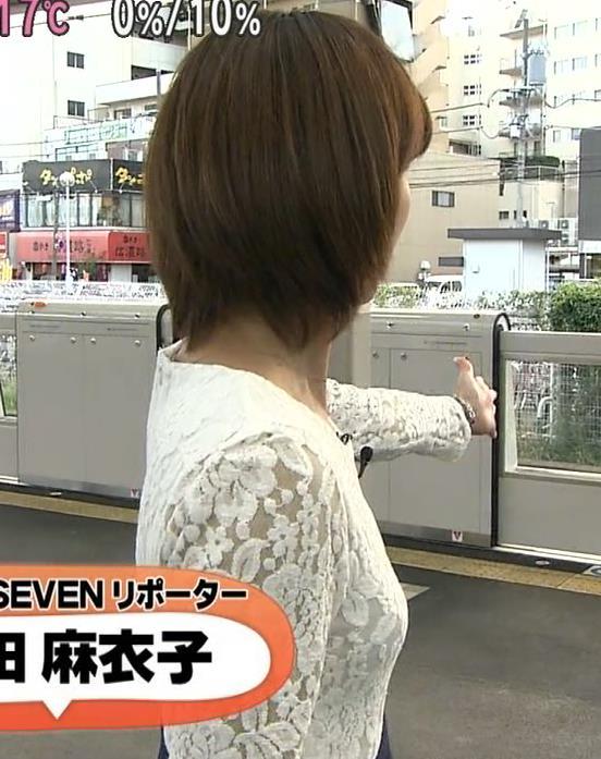 曽田麻衣子 横乳キャプ画像(エロ・アイコラ画像)