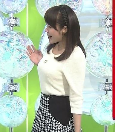 片山千恵子 巨乳が目立つ横乳キャプ画像(エロ・アイコラ画像)