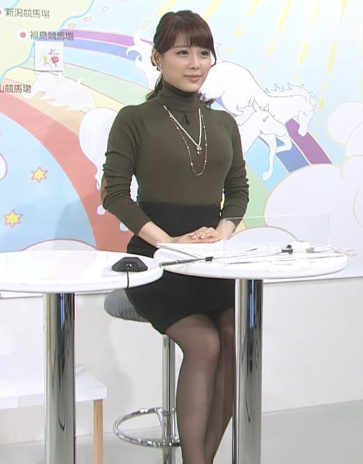 美馬玲子 タイトな服がエロすぎるキャプ画像(エロ・アイコラ画像)