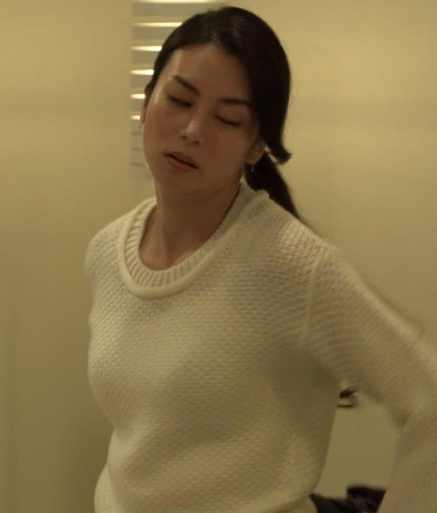 柴咲コウ 横乳キャプ・エロ画像2