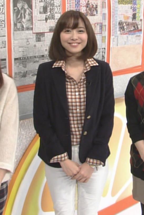 久冨慶子 朝の番組キャプ画像(エロ・アイコラ画像)