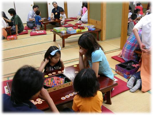 2010.6.20親子ゲームイベント:にぎわい