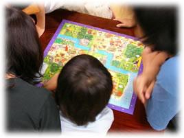 2010.6.20親子ゲームイベント:どこにいるの?