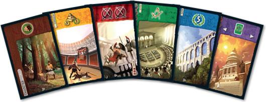 世界の七不思議:カード
