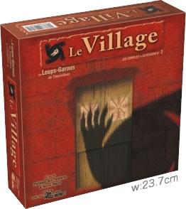 ザ・ヴィレッジ:箱