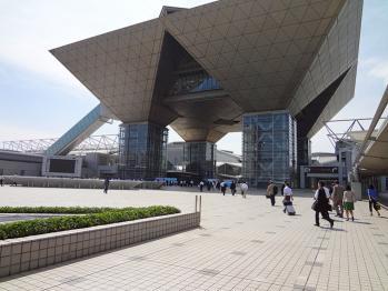 東京ビッグサイトでインターフェックス ジャパンが開幕いたしました。