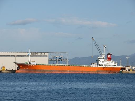 16日の函館港 - 海と空と・・・