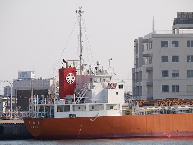15日の函館港 - 海と空と・・・