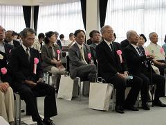板谷会長ご苦労様でした。