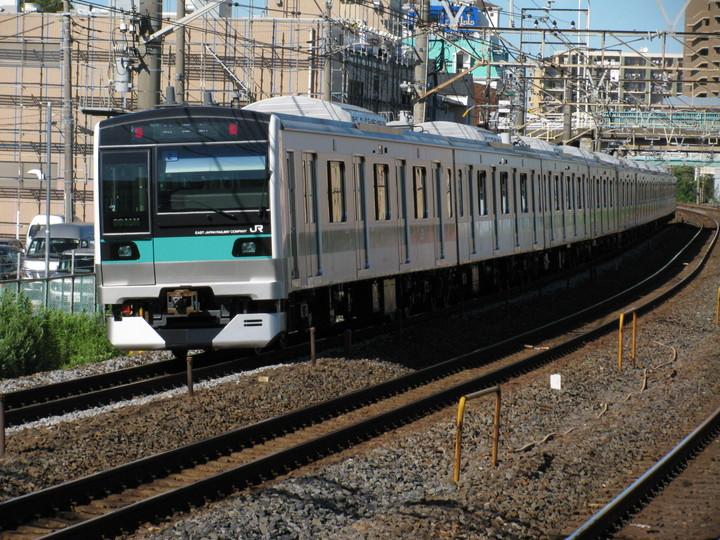 鉄狂!南武線6 E233系2000番台マト2編成、出場試運転