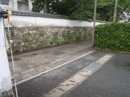 駐車場 施錠