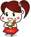 韓国語教室のハングルコちゃん