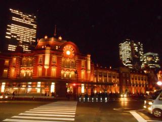 東京駅_夜_01