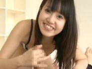 笑顔がかわいいKotomiの主観フェラ