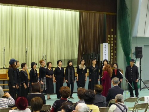寺ゴス2001発表会 全体