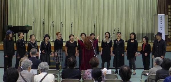 地区センター文化発表会2011