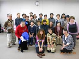 大岡CC初めて歌うゴスペル講座 11