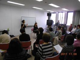 大岡CC初めて歌うゴスペル講座 ② (1)