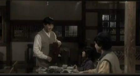 ゴドルペギ・キムチ(イヌヤクシ草キムチ)を初めて父と食べた思い出