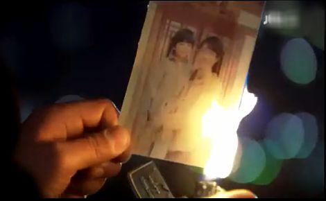 発酵1435 写真を燃やすテボク